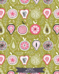 Antoana Oreski Illustration & Design | PATTERN