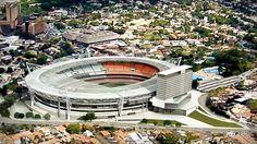 Projeto de cobertura do Estádio do Morumbi - São Paulo FC