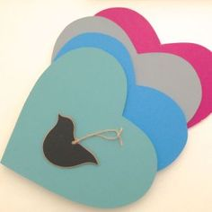 Coloured Chalkboard Wooden Hearts - Mail them and ask if they can do it in pastel pink Wooden Hearts, Online Gifts, Pastel Pink, Event Decor, Make It Simple, Chalkboard, Wedding Flowers, Valentines Day, Handmade Gifts