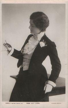 Ms. Lily Elsie