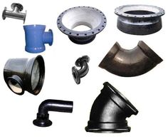 Ductile Iron Pipes and Ductile Iron Fittings