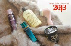 Best Of Skin  Hair Care 2013, أفضل منتجات العناية بالبشرة والشعر لعام ١٤٣٤