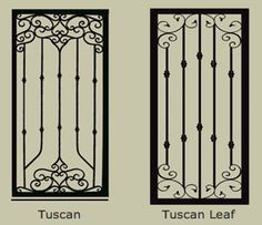 window bars - Google Search