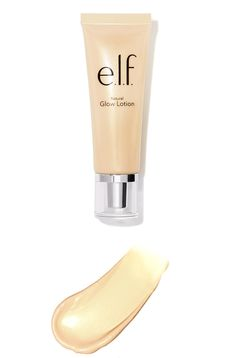 elf cosmetics released a new Glow Lotion and wow its just full of all these awesome ingredients for your skin! Their skincare line has just been so on point! #skincare
