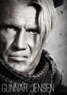 Gunnar Jensen Expendables Movie, Dolph Lundgren, A Good Man, Sexy Men, Actors, Guys, Portrait, Celebrities, Movies