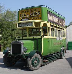 Leyland Type N bus