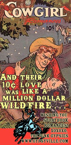 & their 10 cent love was like a  million dollar wildfire!