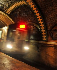 How often do you get a chance to explore a subway tunnel? Luckily for rail fans, the New York Transit Museum makes it easy to see what lies beneath with its semi-regular tours.