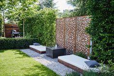 Ogrd nowoczesny projektowanie ogrodw