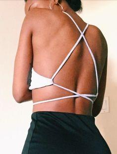 strappy backs #boohoo