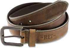Complement your outdoorsy style with the REI Canvas Leather belt. Brown Leather Belt, Brown Belt, Leather Belts, Men's Belts, Outdoorsy Style, Steampunk Cosplay, Outdoor Outfit, Canvas Leather, Leather Working