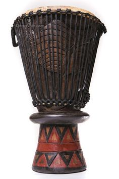 Yaa Asantewaa - Bougarabou Drum