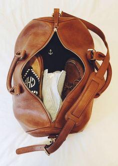 //weekender bag