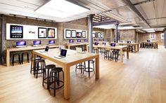 Retail Design | Shop Design | Electrical Store Interior | Apple Retail Store - Covent Garden