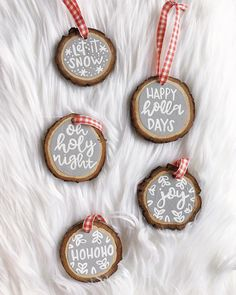 """40 Likes, 2 Comments - S A R A H J A N E (@sarahjcuda) on Instagram: """"Today is the day you guys! I have been working on Christmas ornaments for the last couple of months…"""""""