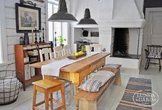 L U N D A G Å R D | inredning, familjeliv, byggnadsvård, lantliv, vintage, färg & form: Om vårt hus