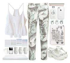 """#39"" by inouekei ❤ liked on Polyvore featuring Holga, NYMPHENBURG, INDIE HAIR, Calvin Klein, Armani Jeans and BLACK CRANE"