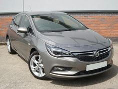 Vauxhall Astra 1.4T 16V 150 SRi