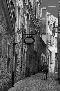 Ruelle Angers