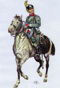 Trombettiere del Reggimento