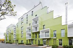 Herzberg Public Housing / AllesWirdGut Architektur + feld72 >> http://www.feld72.at/feld72_en/architektur.php