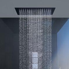 Hansgrohe Axor Rain Shower | Shower Systems | Pinterest | Rain ...