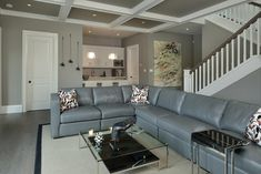 Muskoka Cottage - contemporary - Basement - Toronto - Arnal Photography