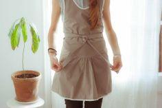 Image of Delantal vestido