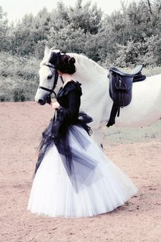 First big love in my life was a white pony like this. Thank you Salca, for everything <3