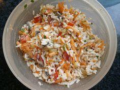 Finnischer Reissalat, ein schönes Rezept aus der Kategorie Schmoren. Bewertungen: 3. Durchschnitt: Ø 3,6.