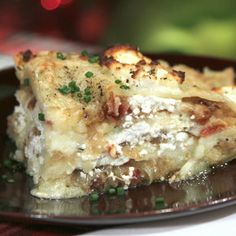 Holiday Pierogi Lasagna -- Michael Symon   This contains at least a partial recipe for making pierogi. Bad ABC/theChew.com webmaster, bad!