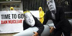 Iniciativa contra armas nucleares gana el Nobel de la Paz