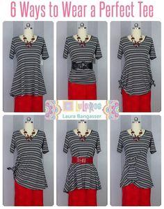 71383358 Lularoe Clothes, Lula Roe Perfect Tee, Lula Roe Styles, Lularoe Carly, My