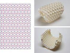 Scientific origami - http://mitani.cs.tsukuba.ac.jp/origami/