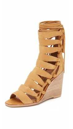 Jeffrey Campbell Zaferia Wedge Sandals