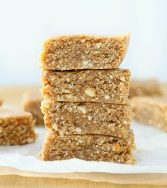 I have literally just made these almond coconut bars and they are plain sensational. I wanted to have a healthy snack and something that would keep me full for a while. These totally worked.