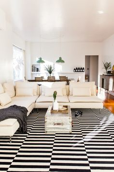 The Most Design-Forward Sofa at IKEA (We've Been Spotting It Everywhere) | Apartment Therapy