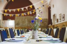 Handmade, Thrifty and Locally-Sourced Wedding