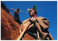 CHILE - Mapuche, people of the land