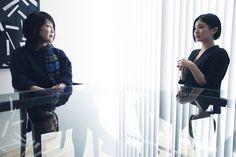 mame/黒河内真衣子編 ~編集長×気鋭デザイナー対談 Part 1〜 | VOGUE