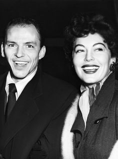 Oh, God. Frank Sinatra could be the sweetest, most charming man in the world when he was in the mood.