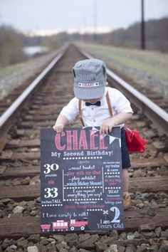 Toddler Photography Prop Thomas the Train by AllAboardWhistle