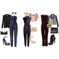 """jumpsuits"" by arstylists on Polyvore"