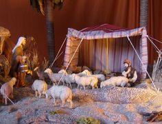 Christmas Nativity Scene, Winter Day, Portal, Christmas Decorations, Shops, Garden, Diy, Teepees, Husband