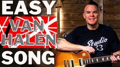 Eddie Van Halen was a master at guitar but what song would you consider to be the easiest Van Halen song? In this YouTube lesson we teach how to play You Really Got Me. What song would you consider to be their easiest? #vanhalen #evh #eddievanhalen #beginnerguitar #guitarlesson #lespaul #studio33guitar You Really Got Me, Guitar Lessons For Beginners, Eddie Van Halen, Guitar Pics, Played Yourself, Les Paul, Playing Guitar, Songs, Teaching