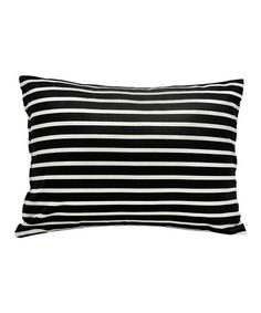 Take a look at this Heart & Stripe Throw Pillow Set by Teen Vogue on #zulily today!