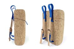 beautiful backbag out of cork https://www.google.at/search?q=backpack rucksack wood