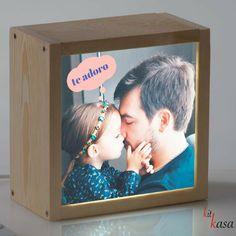 kitkasa-regalo caja de luz para papa
