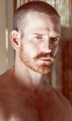 Yes a ginger man is all I need Hot Ginger Men, Ginger Beard, Ginger Guys, Red Beard, Hot Men, Hot Guys, Hairy Men, Bearded Men, Moustaches