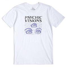 3fc712da47f3 Jungles Psychic Visions SS T-Shirt (White)